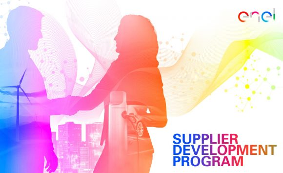 Intesa Sanpaolo To Support Smes In Enel S Supply Chain In Their Sustainable Development In 2020 Sustainable Development Development Programs Development