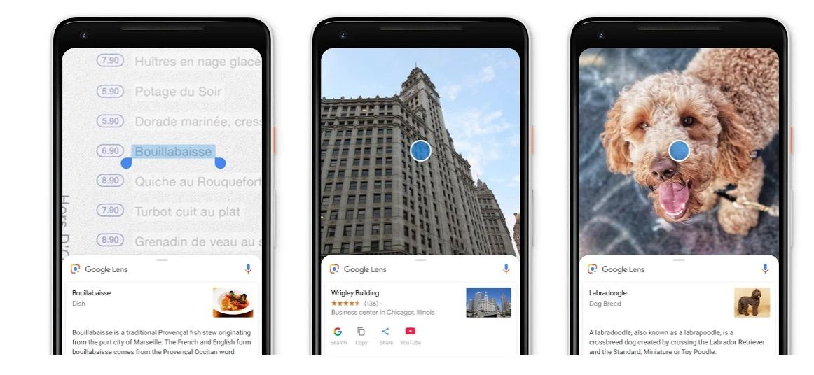 Google lens whats coming and what you can already do now