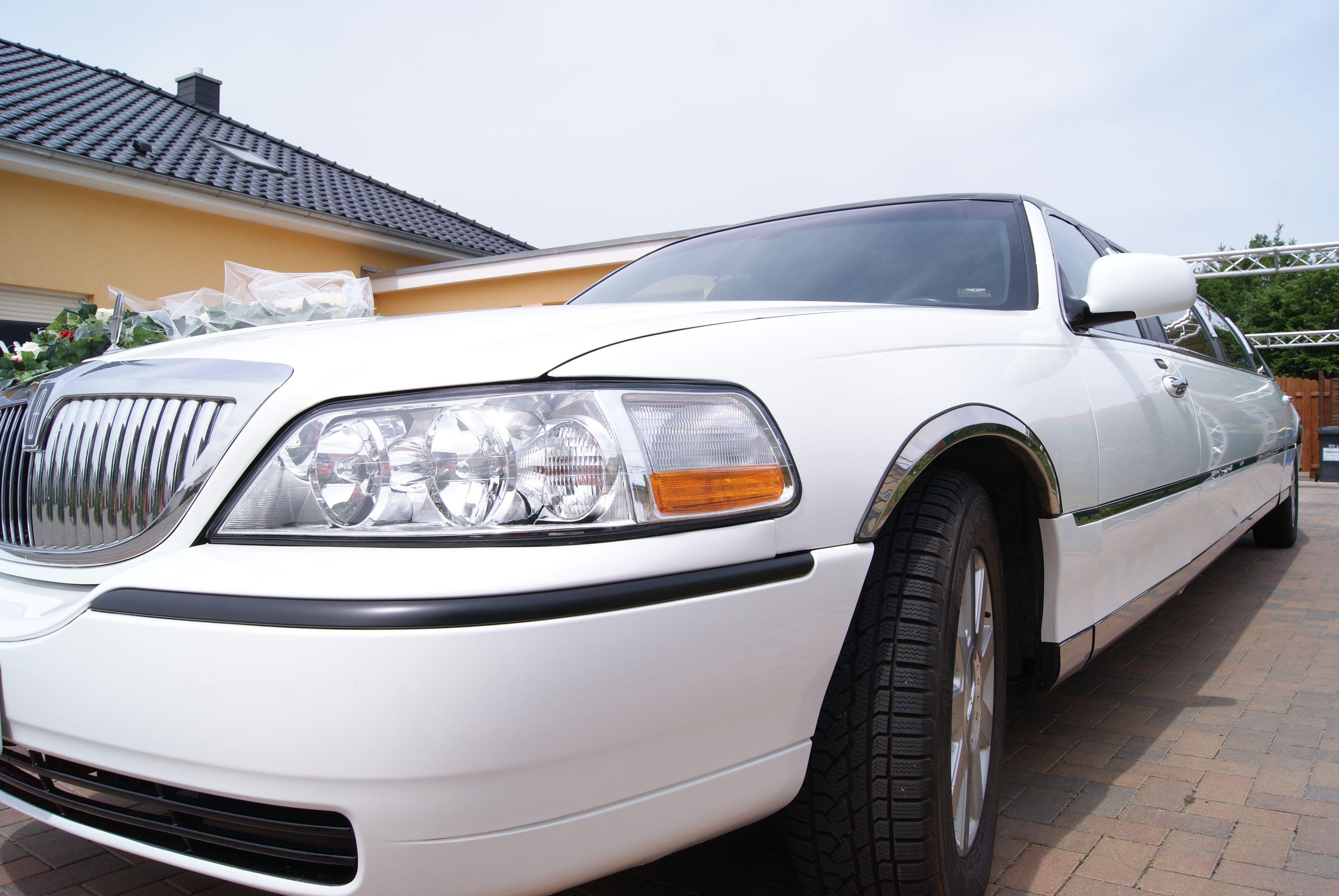 Lincoln Stretchlimousine Leipzig Limousine