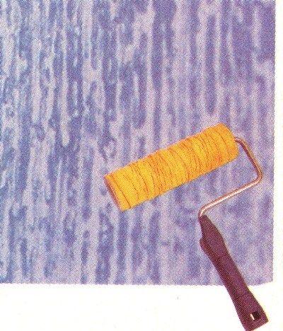 10 efectos diferentes para pintar pintura de muros - Pinturas especiales para paredes ...