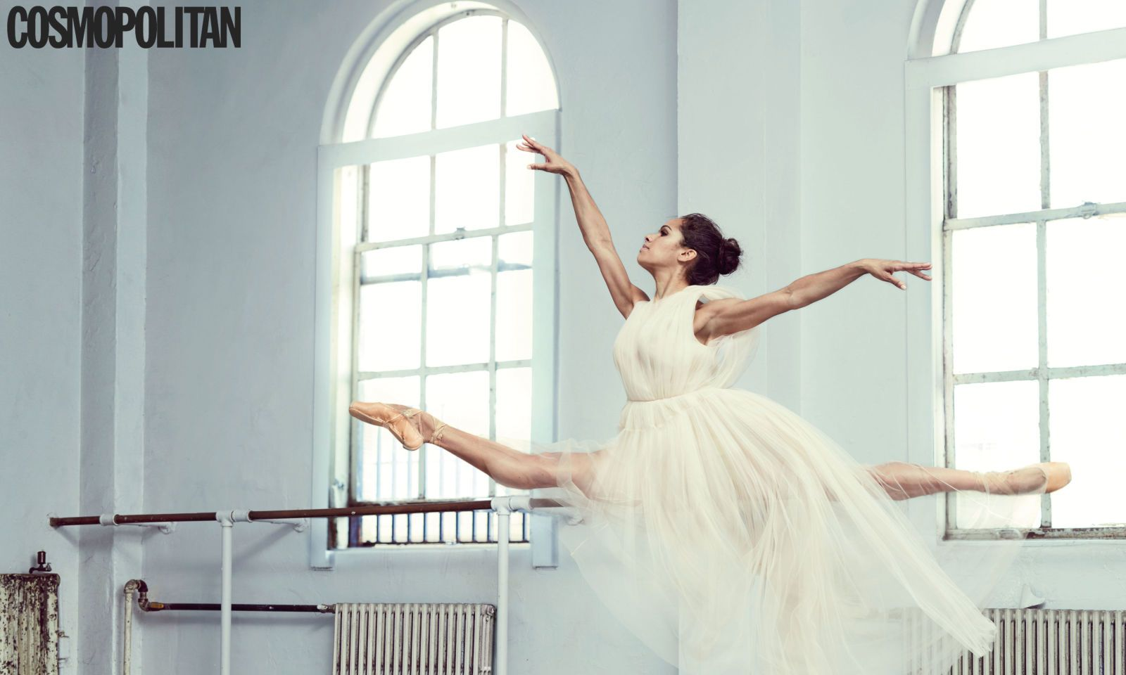 Misty copeland explains how to reach your full potential misty i approach every day like its my first ballet class misty copeland says ccuart Choice Image