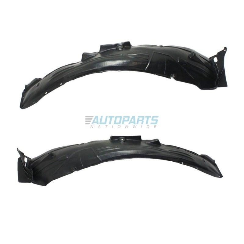 New Set Of Two Lh Rh Fender Liner Fits 13-15 Acura Rdx