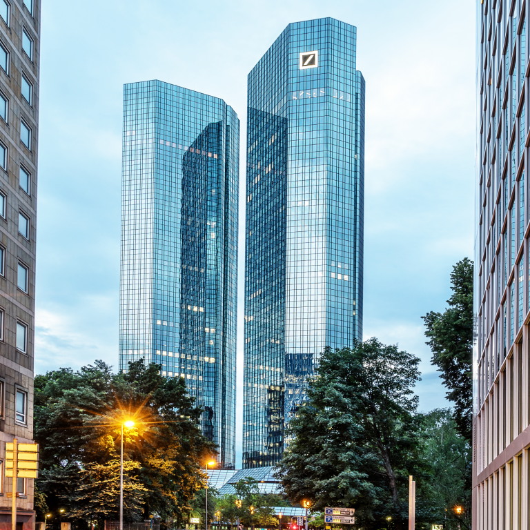 Deutsche Bank Headquarters Raided by 170 Police Officers