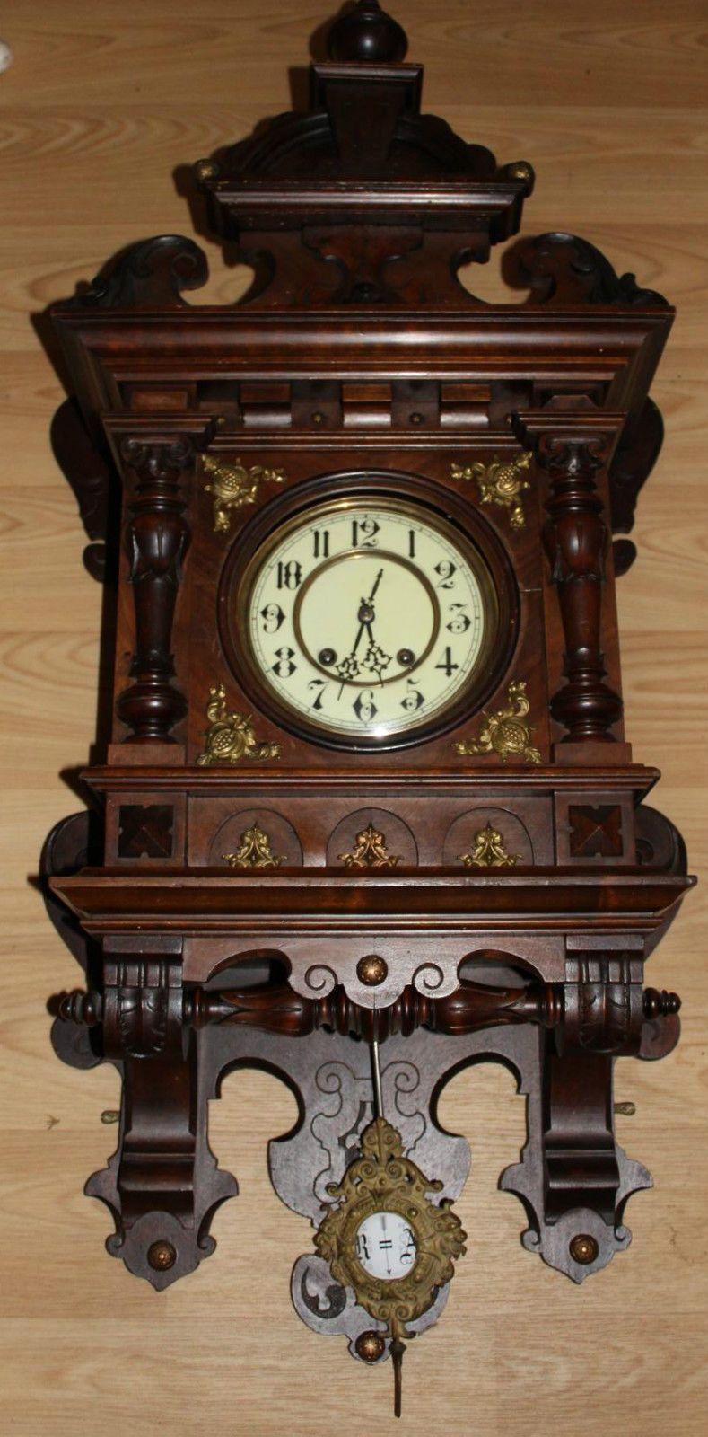 Reinhold Schnekenburger Muhlheim Wanduhr Regulator Freischwinger Xxl Bilder Ebay Wanduhren Uhren Standuhren