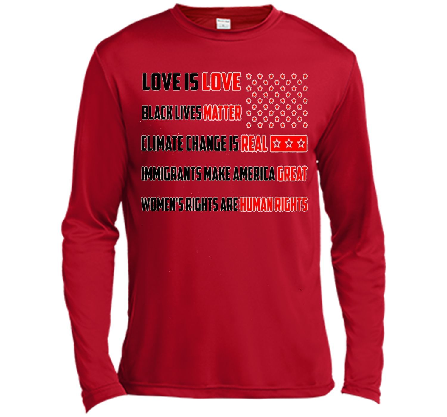 Love is love T-Shirt Women's rights are human rights Shirt