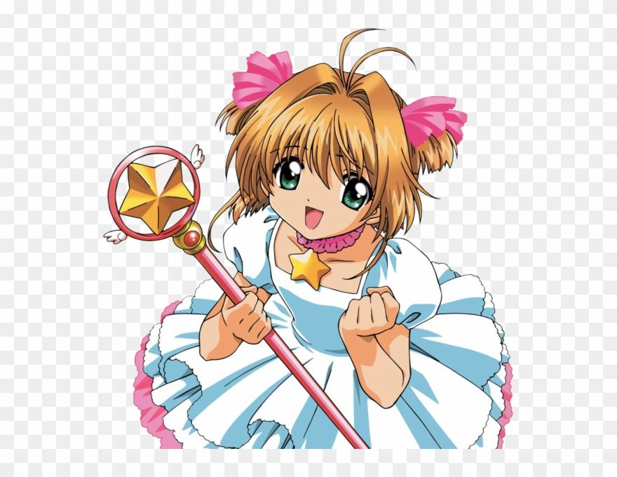 Download Hd Cardcaptor Sakura Sakura Card Captor Png Clipart And Use The Free Clipart For Your Creative Project Sakura Card Cardcaptor Sakura Cardcaptor