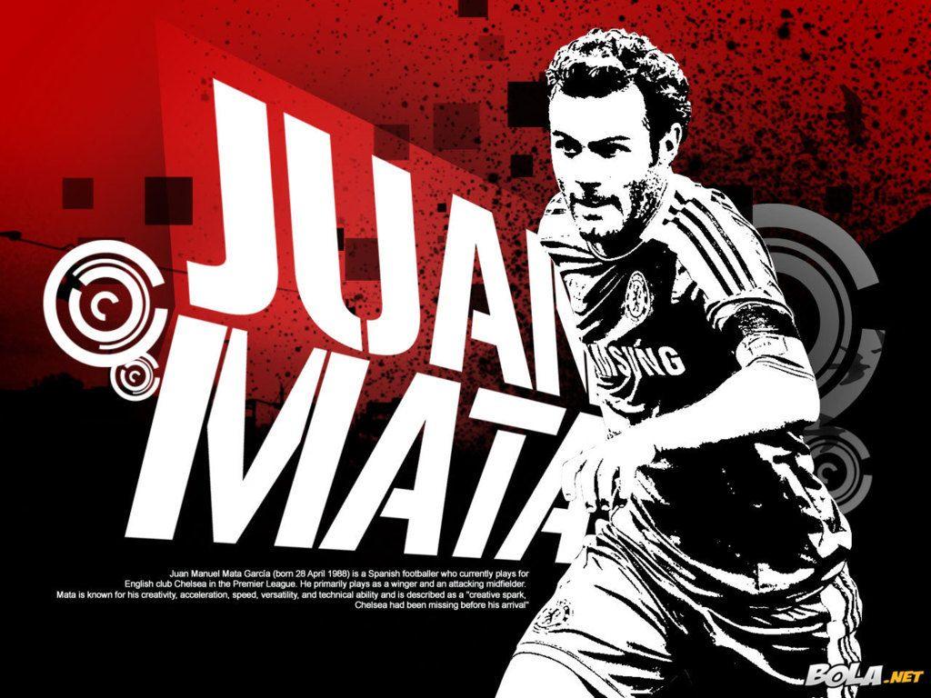 Juan Mata Wallpaper HD 2013 #8