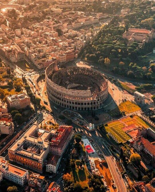 Coliseo Romano Roma Italia Rom In 2019 Italien Reisen Und