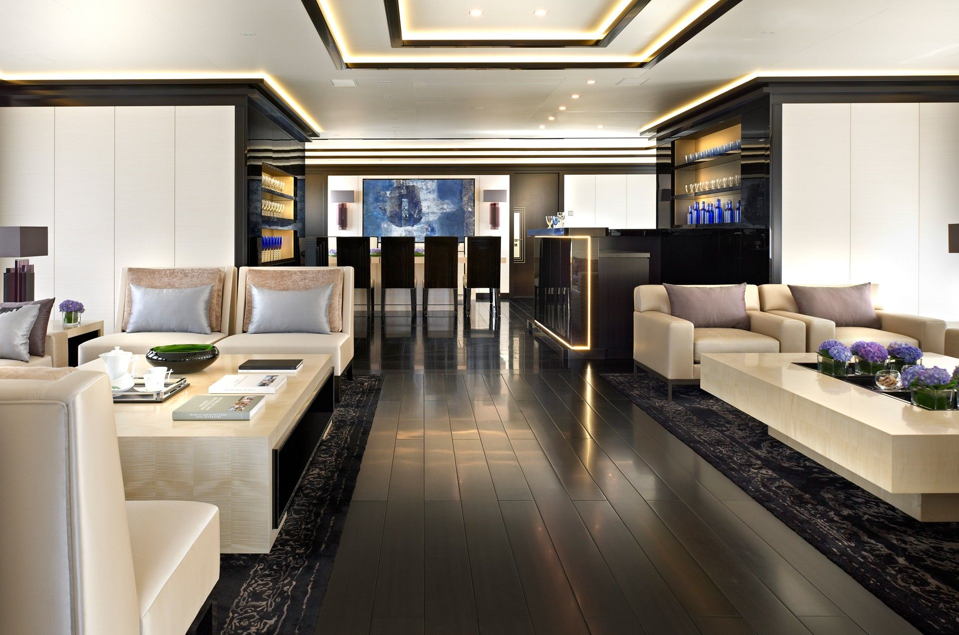 M.Y. SAPPHIRE Interior & Exterior by NEWCRUISE Yacht Projects & Design
