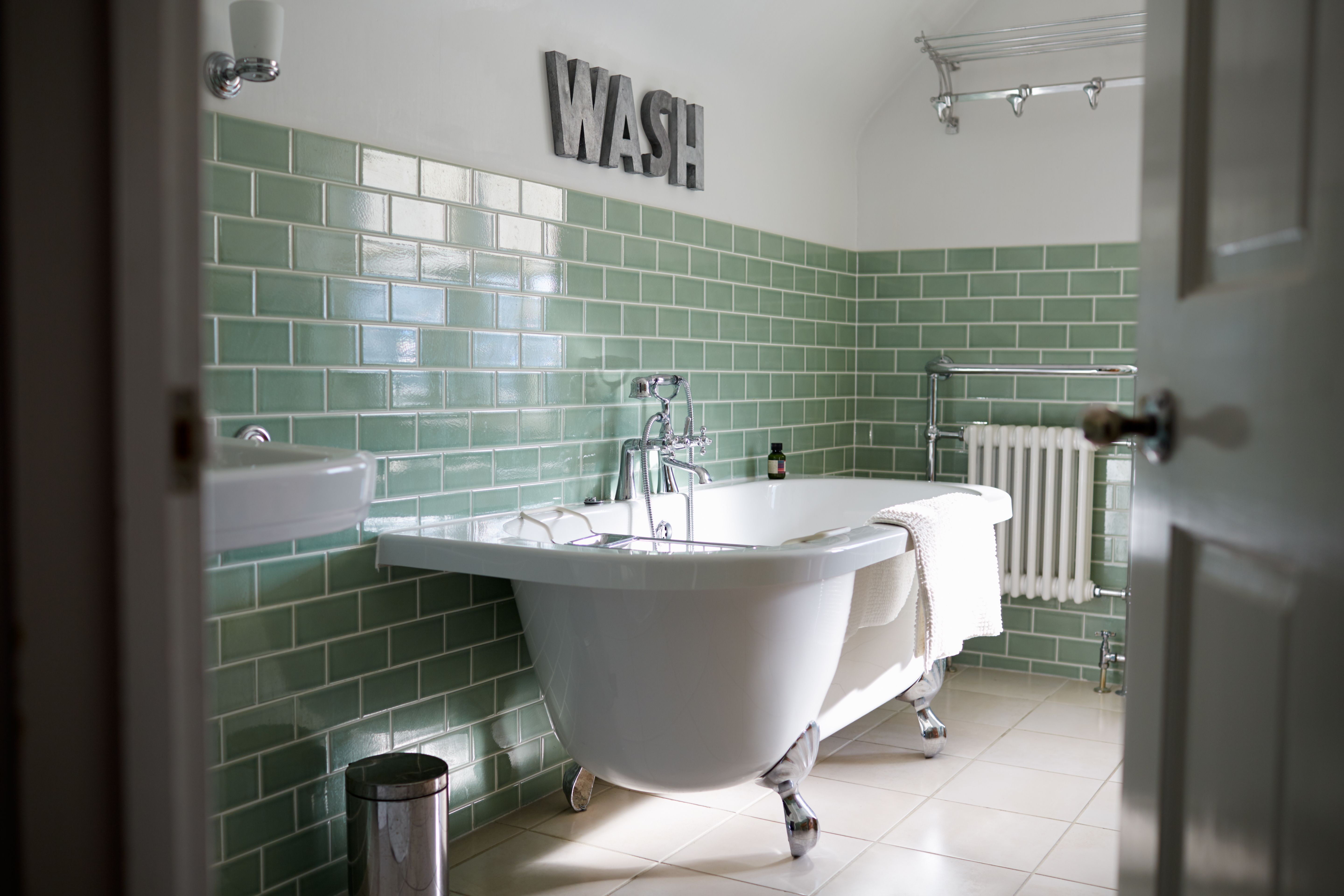 Beautiful tile will instantly enhance the look of your bathroom! Don ...