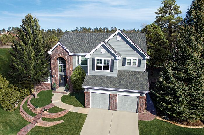 Best Windsor® Xl Storm Grey House Styles House Colors 400 x 300