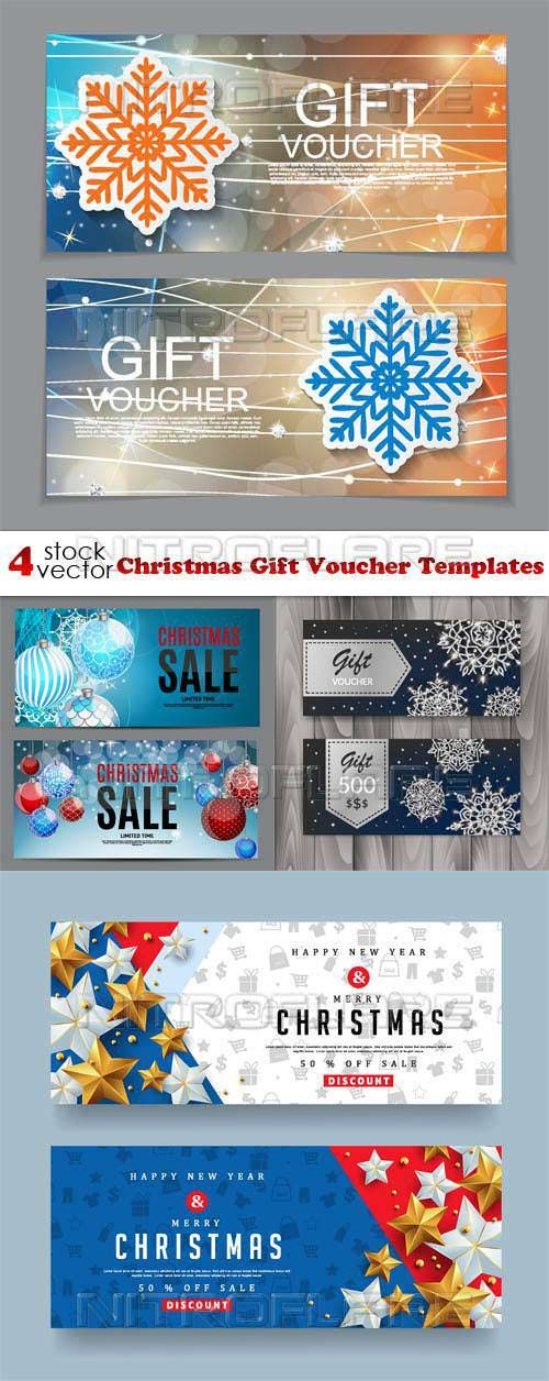 Download Christmas Gift Voucher Templates Free Download - free voucher template downloads