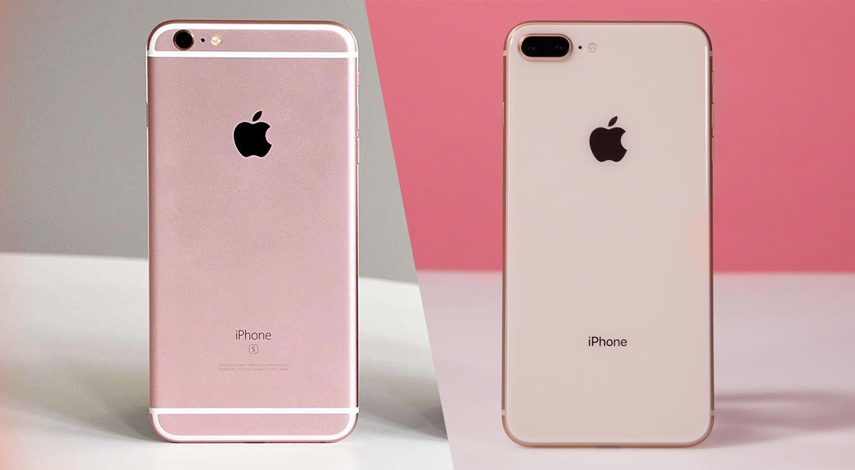 Iphone 8 Plus Vs 6s Plus Camera Face Off Is It Worth The Upgrade Iphone Iphone 8 Plus Iphone 8