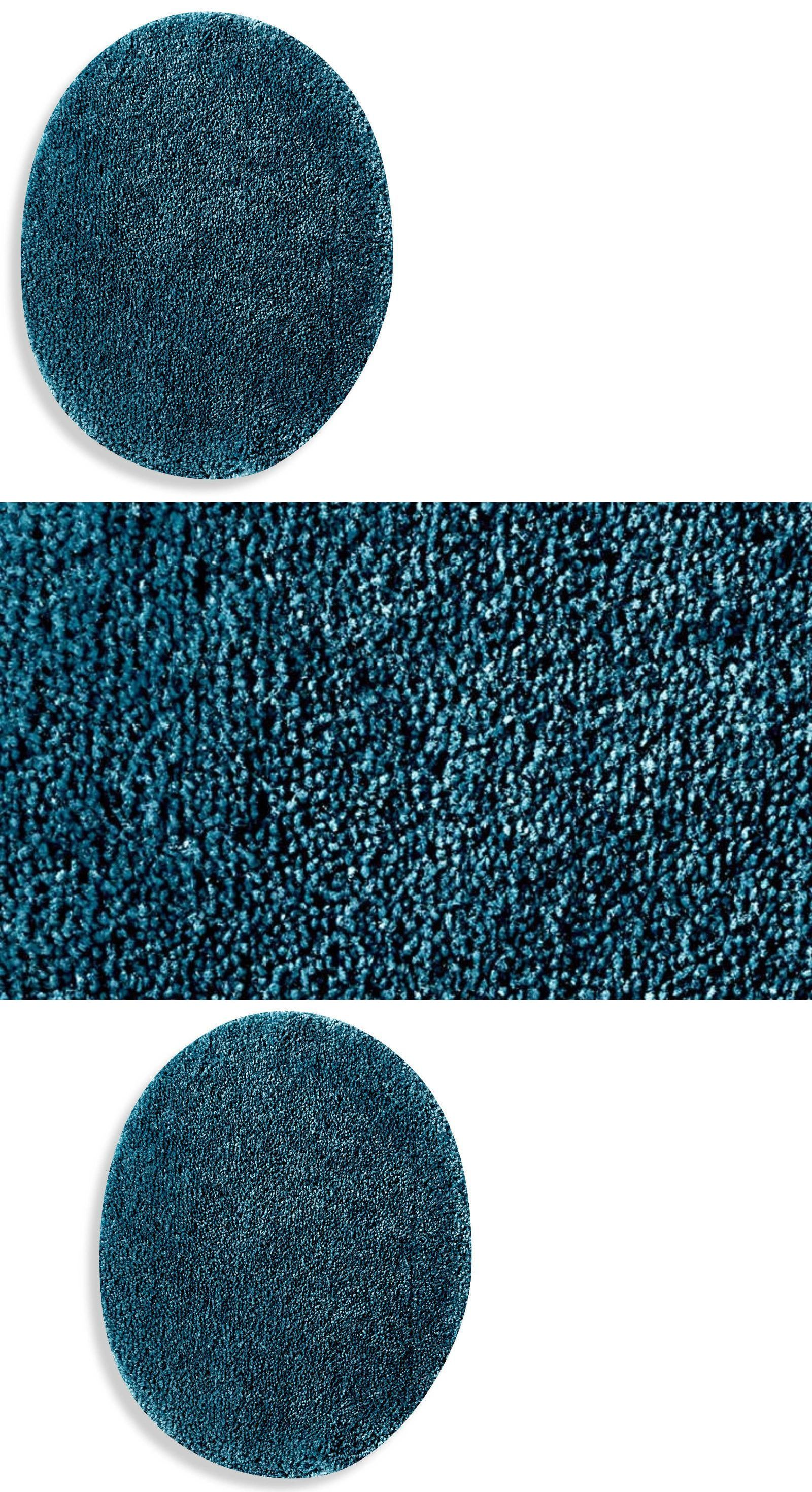 Bathmats Rugs And Toilet Covers 133696 Teal Blue Toilet Lid Cover