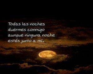 Mensajes Tristes De Buenas Noches Love Phrases Spanish Quotes Spanish Humor