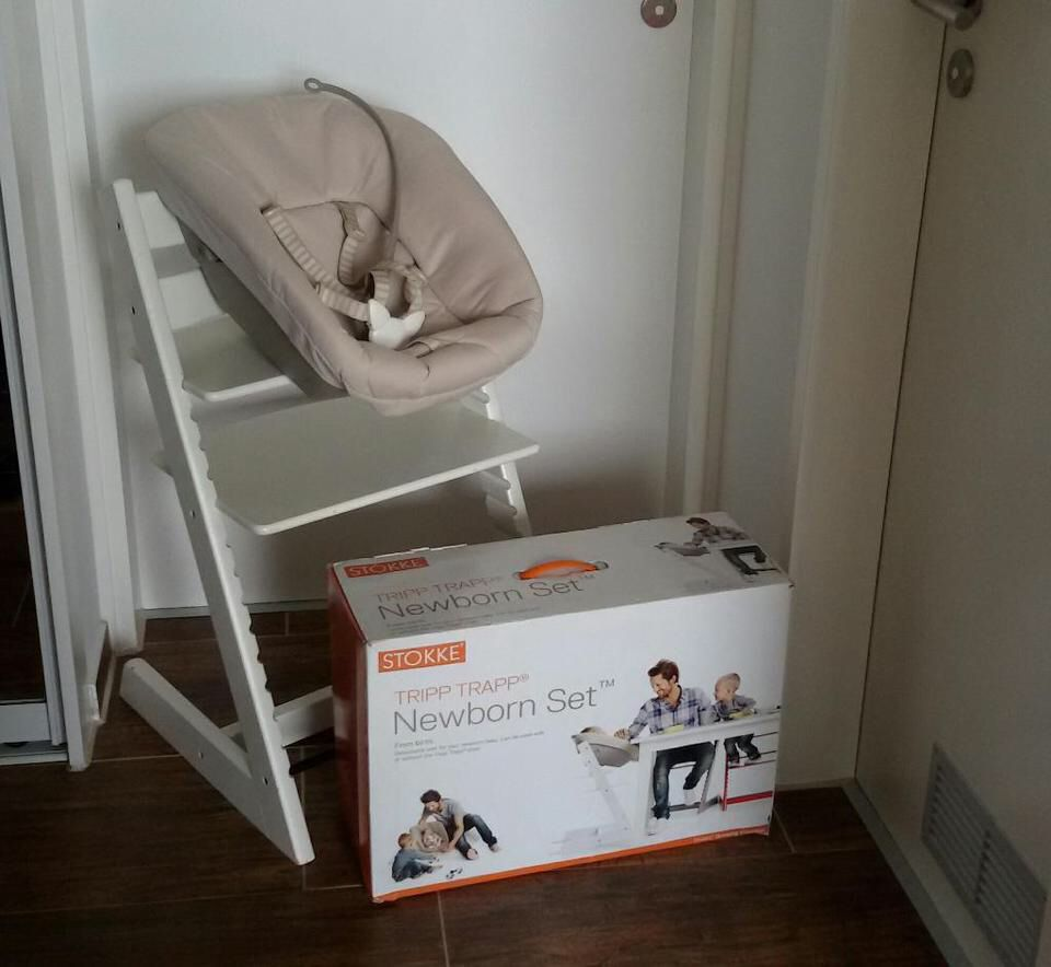 tripp trapp hochstuhl stokke whitewash mit newborn set 170 oh baby pinterest. Black Bedroom Furniture Sets. Home Design Ideas