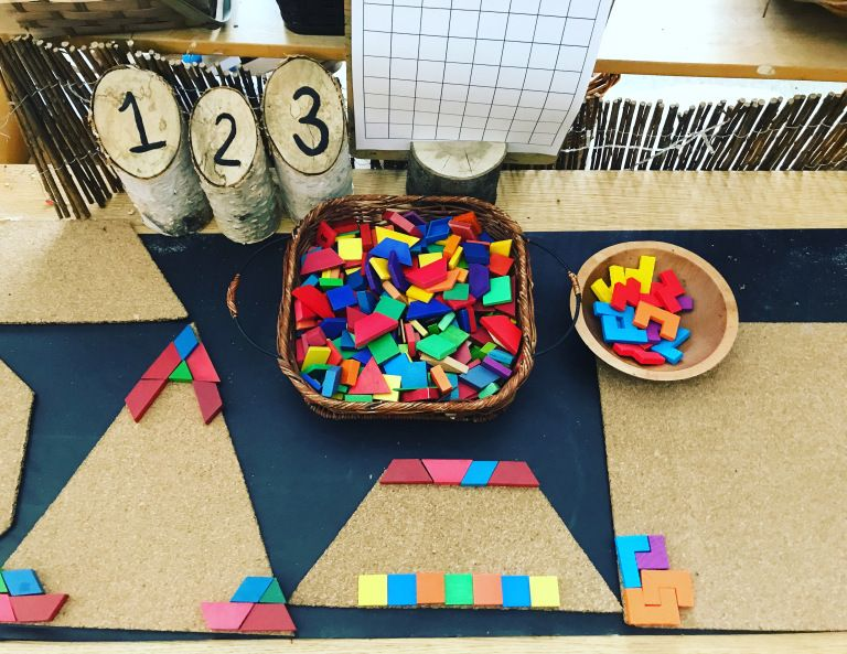 10 Playful Spatial Reasoning Provocations Part 2 – inspired by play
