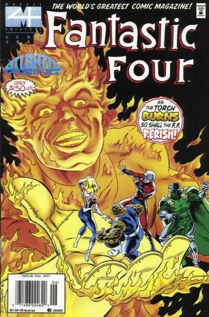 Fantastic Four Volume Comic Vine Fantastic Four Comics Fantastic Four Marvel Marvel Comics Covers