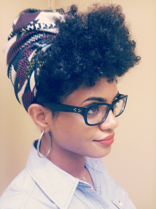 Astonishing 1000 Images About Natural Hair Head Wraps On Pinterest Short Hairstyles For Black Women Fulllsitofus
