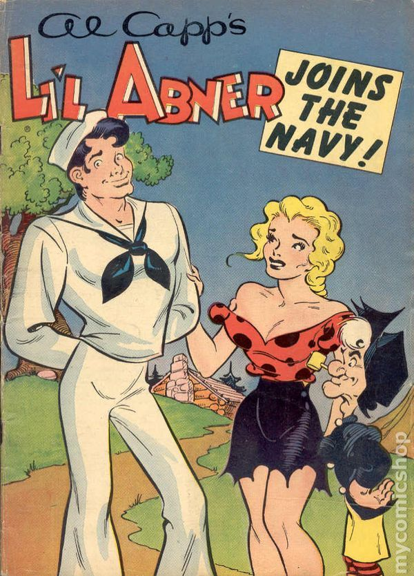 Known aviation comic strip guy looks