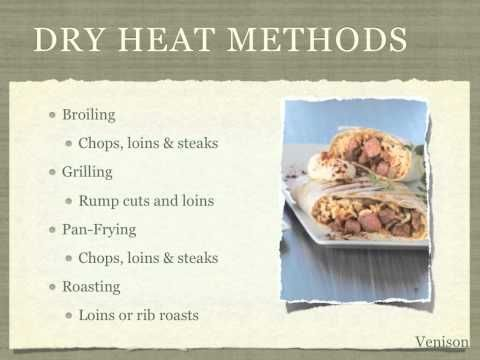 Venison Cooking Methods - Venison HQ