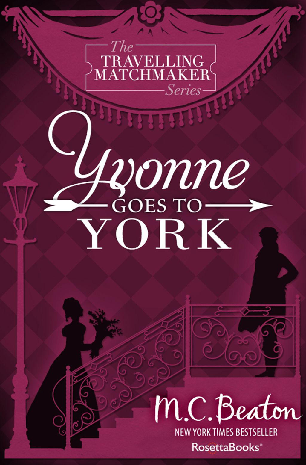 Yvonne Goes to York (eBook) Books, Matchmaker
