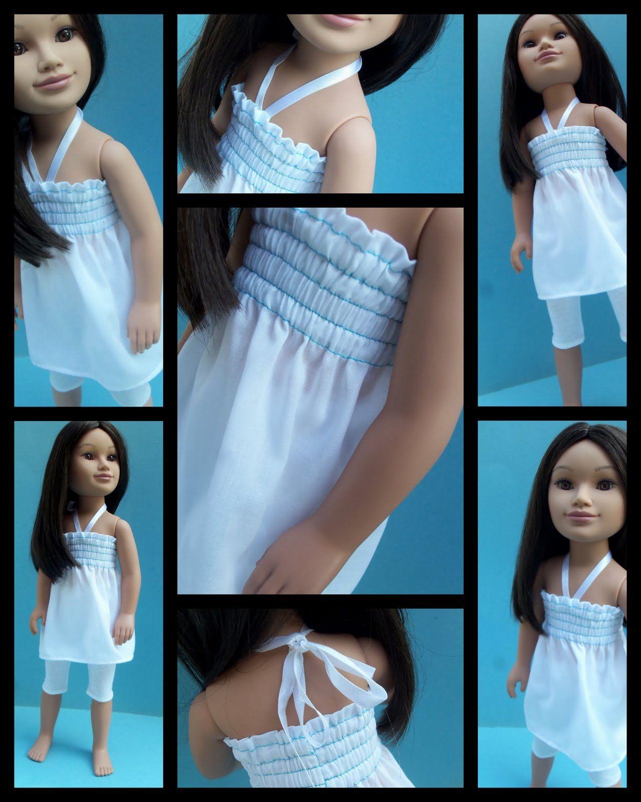 Maiden Flight Clothing: Free Karito Kid Pattern -- Zephyr Mini-Dress by Maiden Flight Clothing
