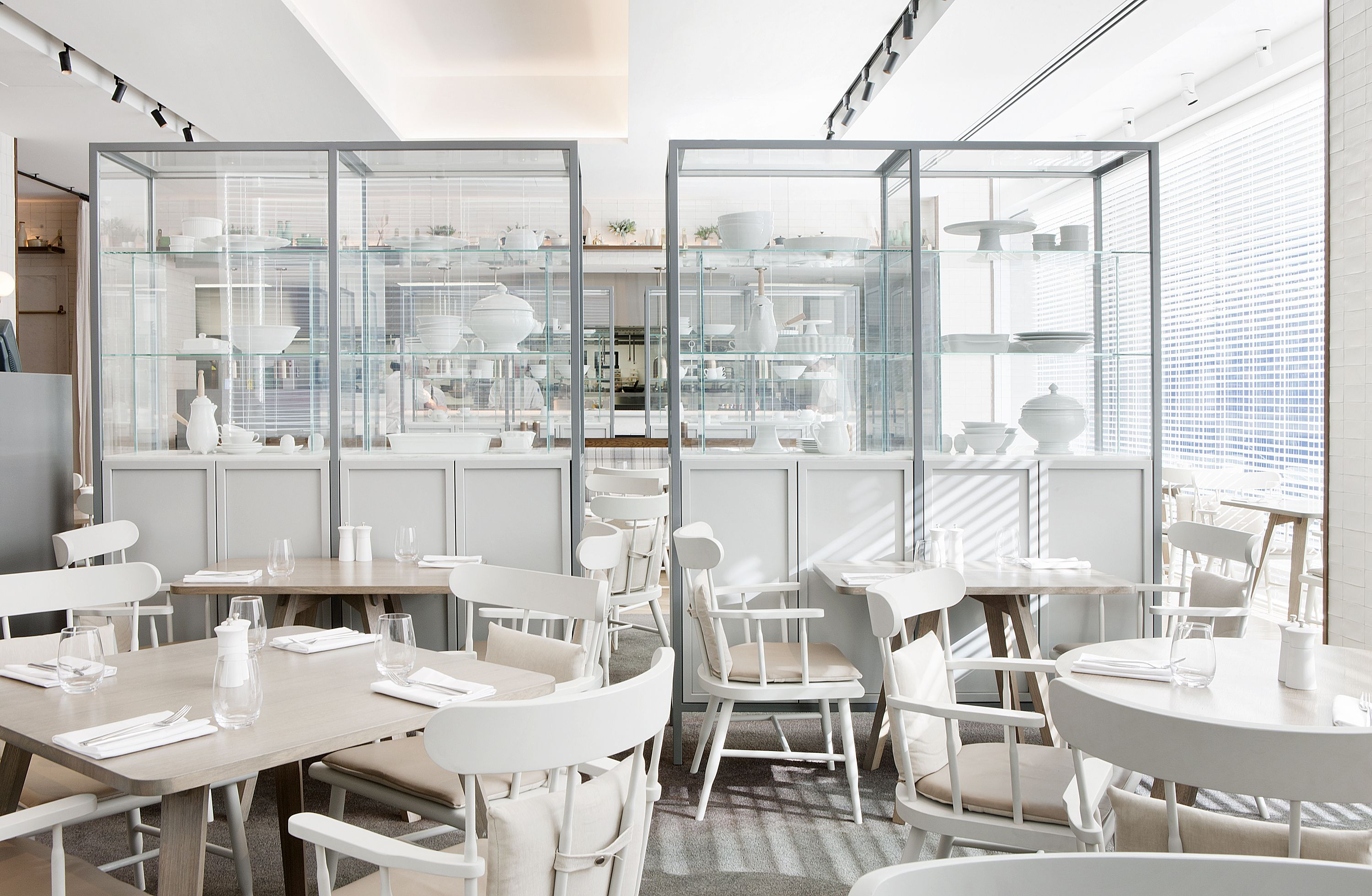 Little Collins St. Kitchen by Hecker Guthrie www.heckerguthrie.com ...