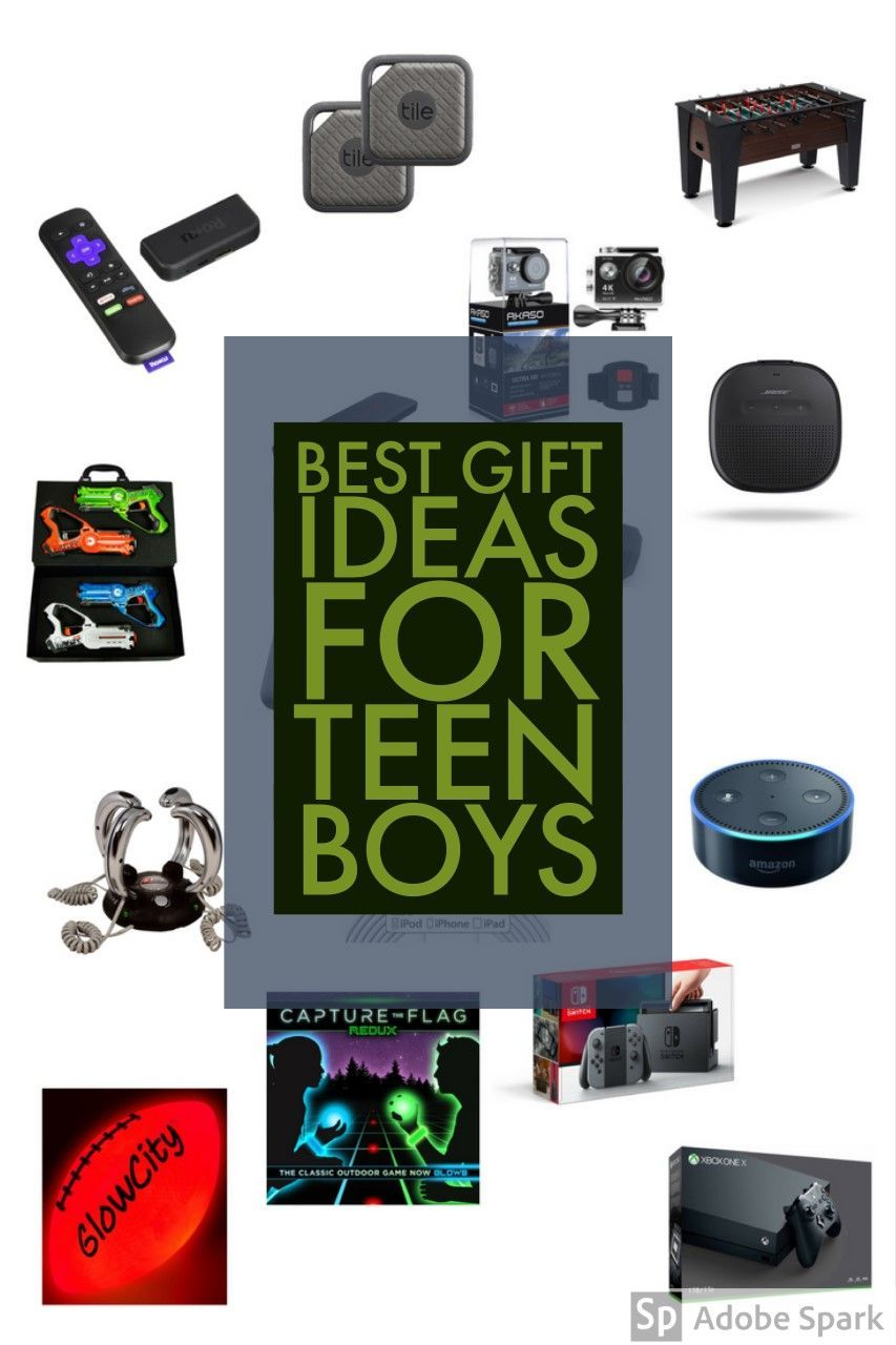 best gift ideas for teen boys i asked and they answered