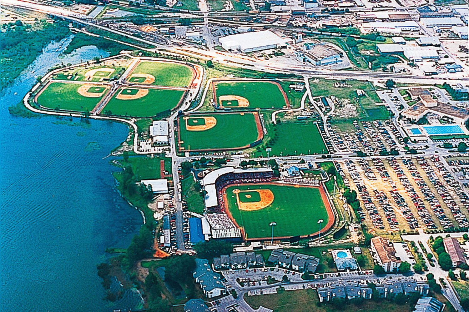 Chain Of Lakes Ball Park Winter Haven Polk County Central Florida Winter Haven Lake Central Florida