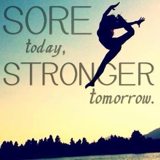 cute gymnastics quotes