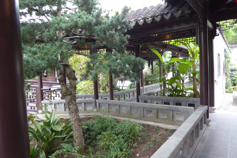Lan Su Chinese Garden, Portland, Oregon. Oregon garden