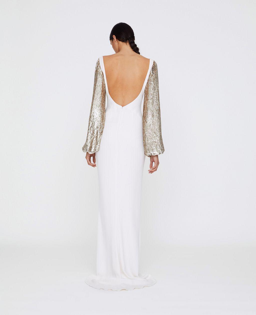 Women S White Oberon Dress Stella Mccartney Men Dresses Stella Mccartney White Evening Gowns [ 1259 x 1024 Pixel ]
