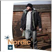 style greyes Nordic vêtements. Des vêtements de  grande taille chaud et resistant