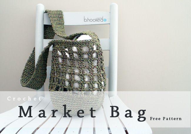 Crochet Market Bag Free Pattern Crochet Market Bag Crochet And Bag