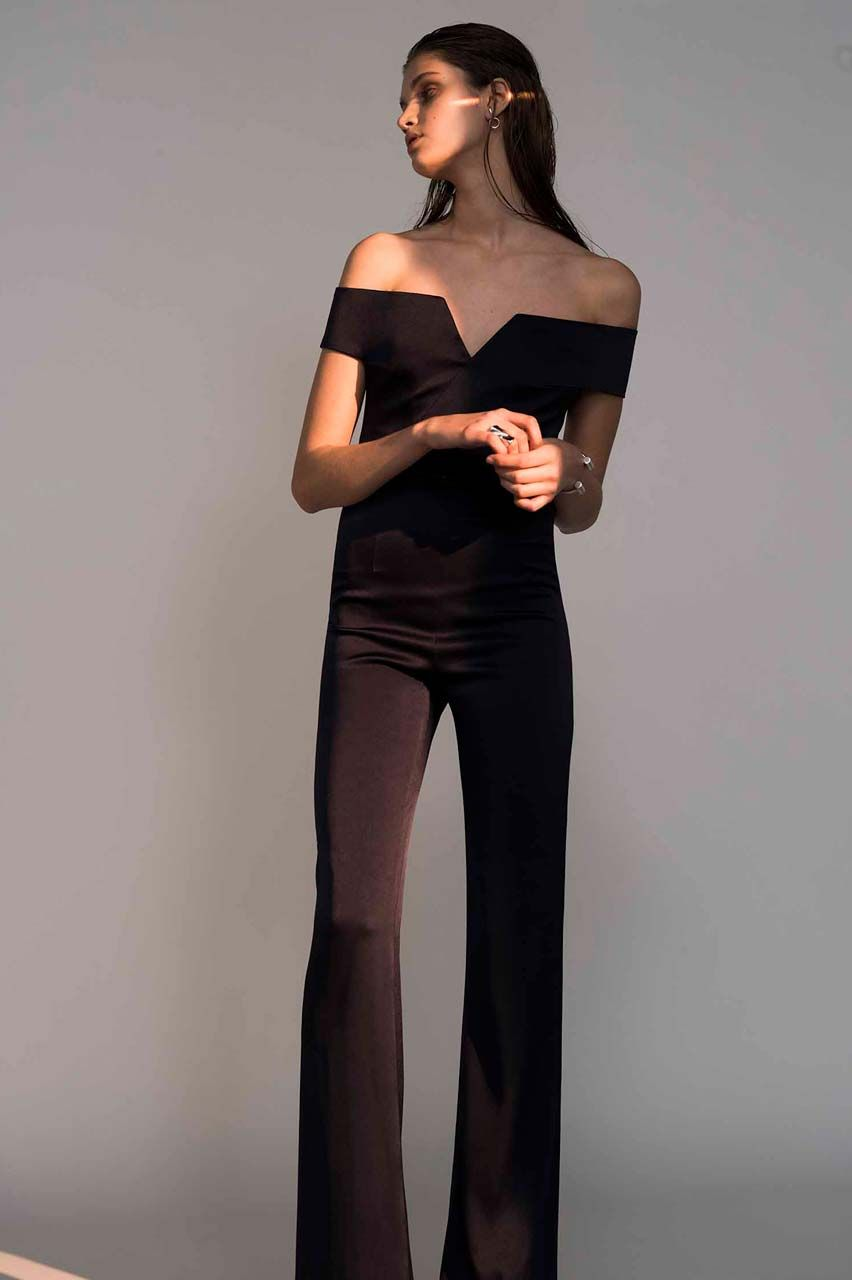 GALVAN  | This red-hot label serves eveningwear with a cool twist. Read the exclusive interview.