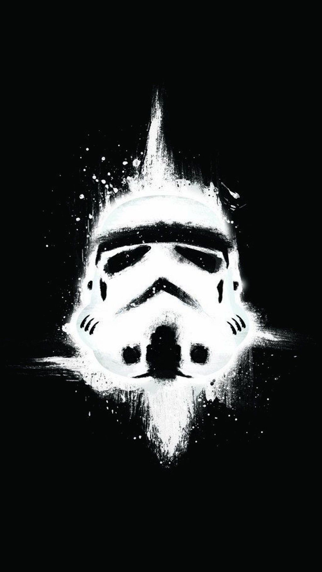 Stormtrooper Dark Artwork Wallpaper Star Wars Pop Art Star Wars Art Star Wars Artwork
