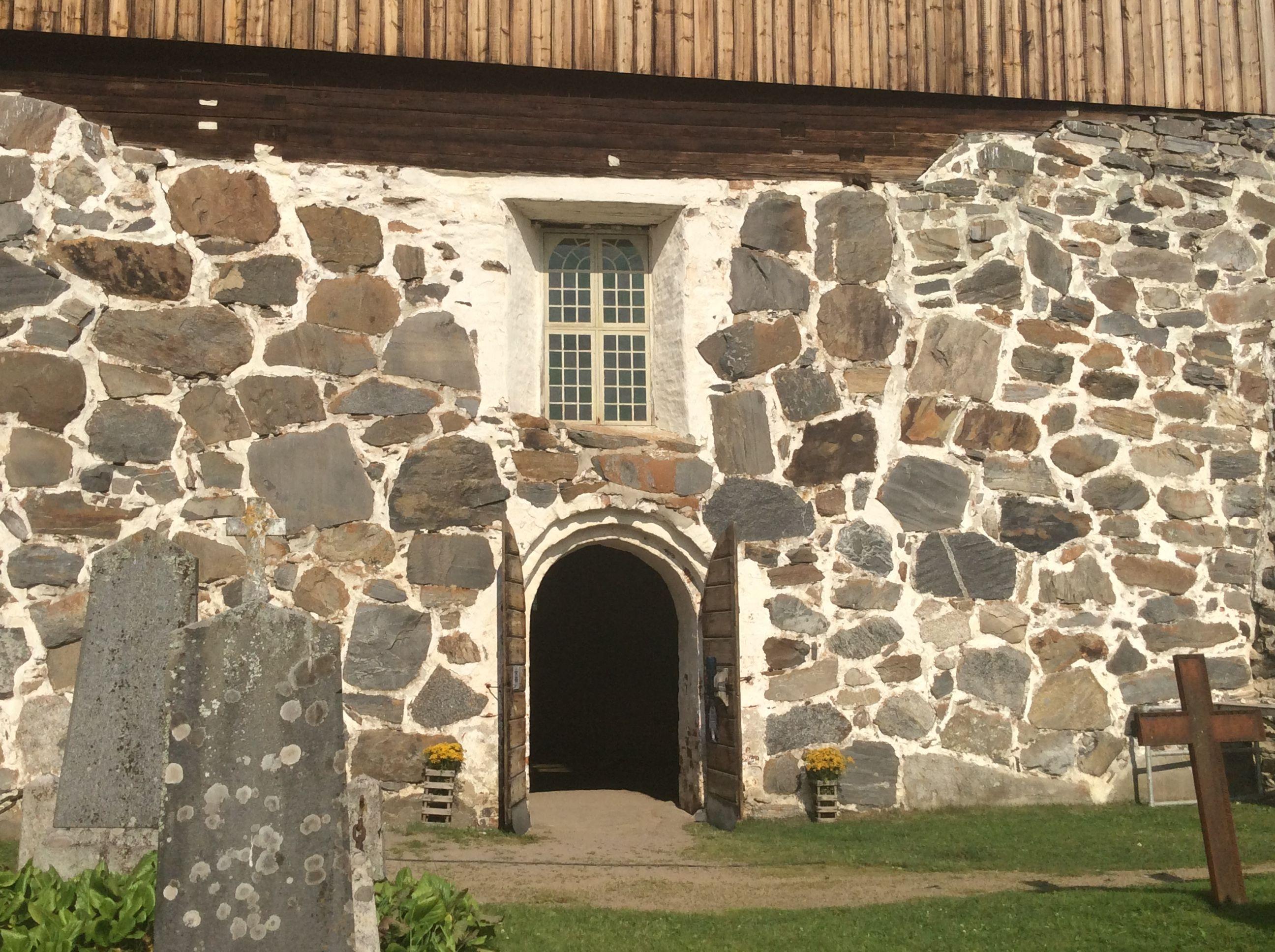 Sastamalan kirkko