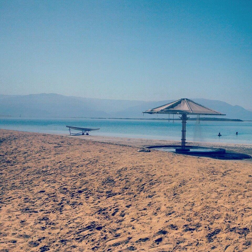 Dead sea beach חוף ים המלח future travel beach trip