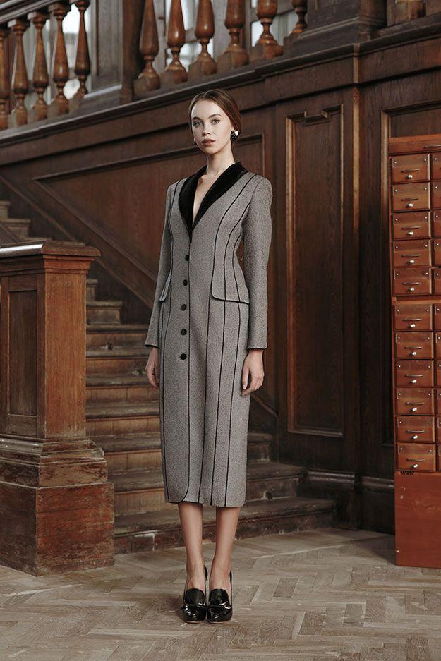 Лукбук коллекции Ulyana Sergeenko Demi-Couture, осень-зима 2016-2017, Мода, Buro 24/7