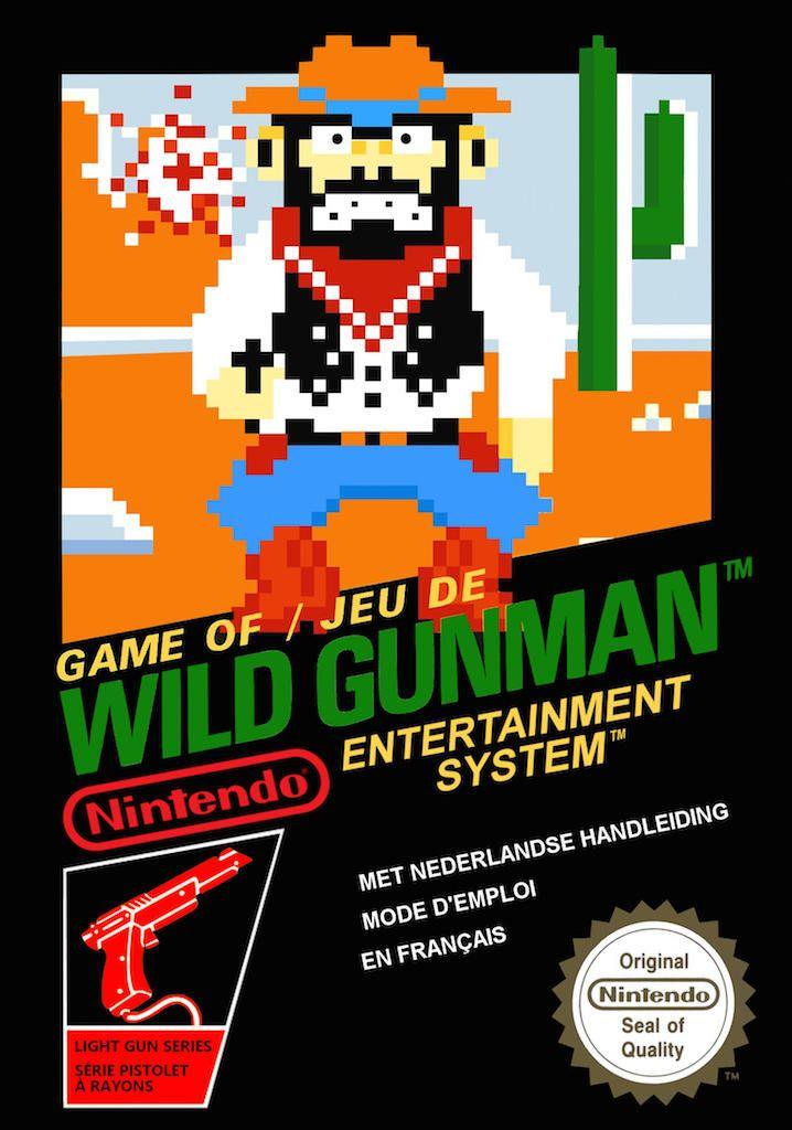 Wild Gunman - NES - Acheter vendre sur Référence Gaming