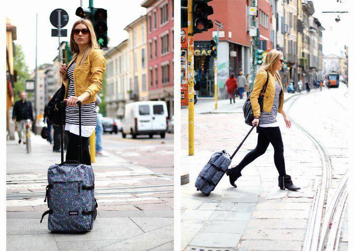 sacadoc #Eastpak en mode #suitup ( #encostume