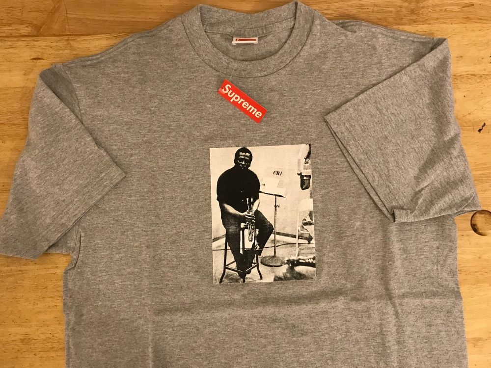 Miles Davis T-Shirt Unisex Casual Tee Street Wear O-Neck S to 2XL