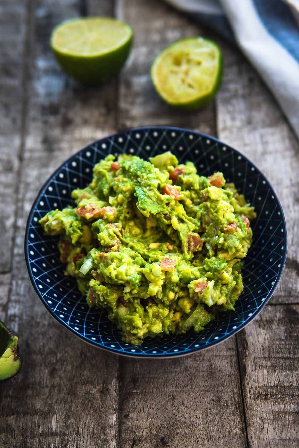 Photo of The world's best guacamole | Oven open