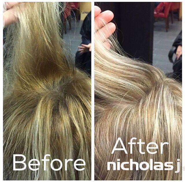 Blonde Break The Base Nicholas J Salon Hair Gurus Hair Makeup Hair Dos