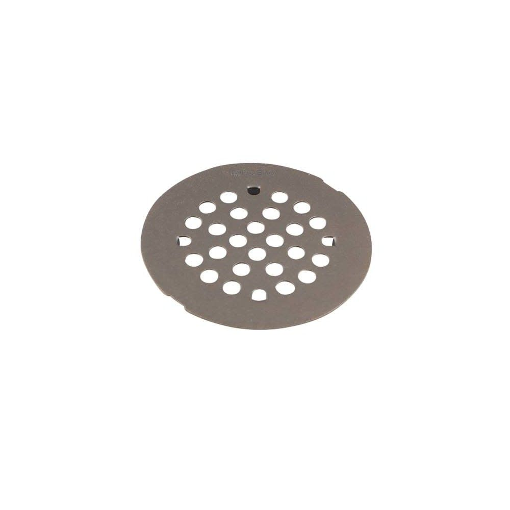 Moen 101663 4 1 4 Round Shower Drain Cover Polished Brass No