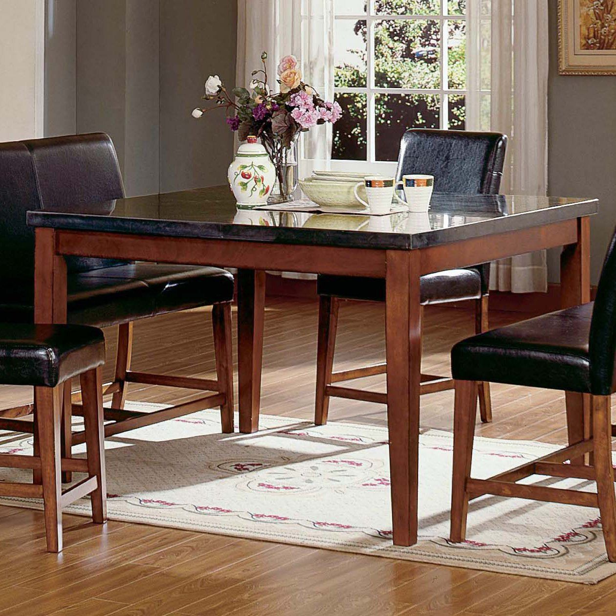 Steve Silver Montibello Counter Height Square Dining