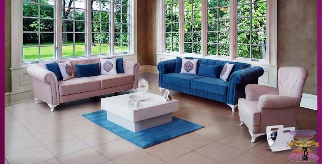 تصميمات والوان انتريهات مودرن كنب تركي شيك جدا Modern Contemporary Sofas Top4 Outdoor Furniture Sets Furniture Contemporary Sofa