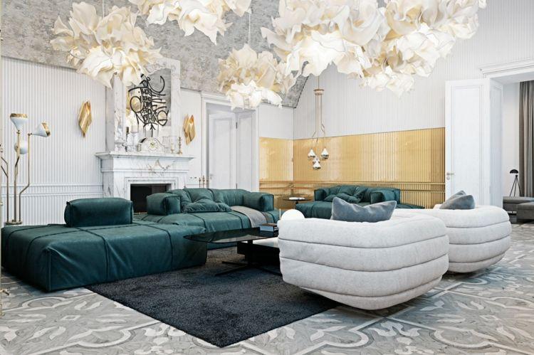 einrichtungsbeispiele wohnzimmer einrichtungsideen tipps, wohnzimmer einrichtungsideen: beispiele & tipps für den trendigen, Möbel ideen