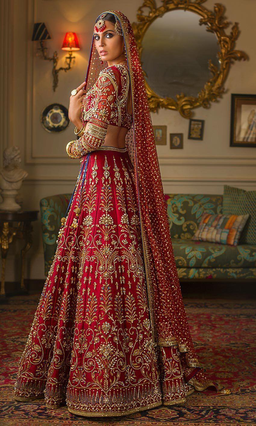 1 New Message Indian Wedding Dress Bridal Lehenga Red Bridal Dress Indian Bridal Lehenga [ 1416 x 850 Pixel ]